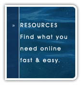 Resources .:. Find what you need online fast & easy.